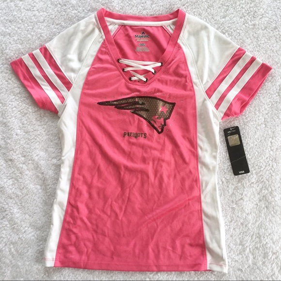 pink patriots jersey toddler
